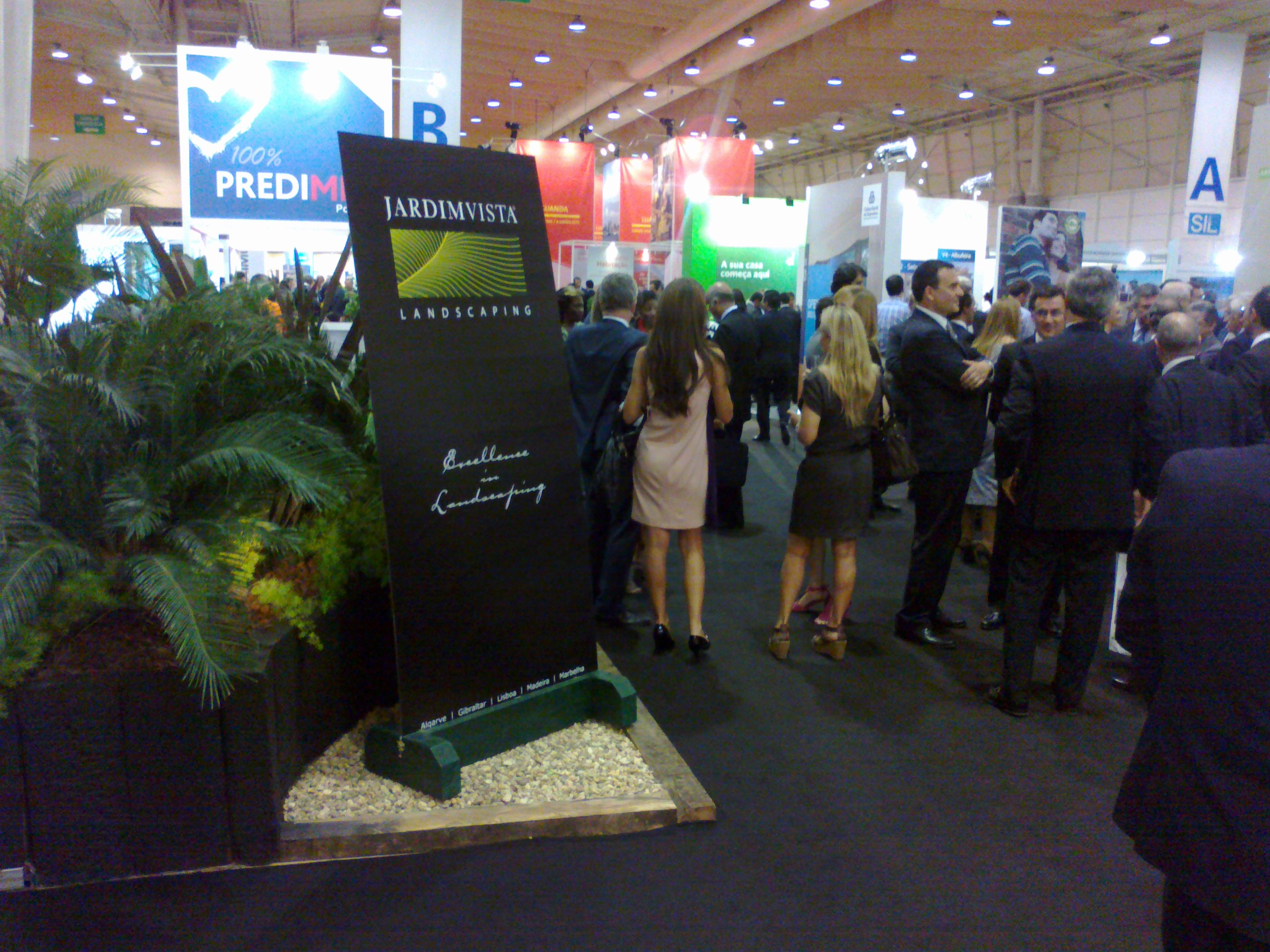 Jardim Vista at 2011 Portugal Real Estate Exhibition and Lisbon Design Show